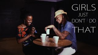 Lesbian Web Series - Girls Just Don't Do That | Full Episode 3