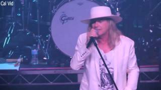 Robin Zander of Cheap Trick Hello There/Surrender Live 2016 R&R Hall Of Fame Honoree