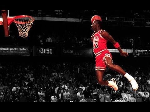 Michael Jordan ESPN SportsCentury Documentary