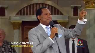 Miracles happen on Loveworld USA With Pastor Chris and Pastor Benny Hinn