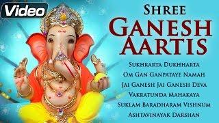 Ganesh Aarti | Bhajan | Mantra | Ashtavinayak Darshan | Bhakti Songs