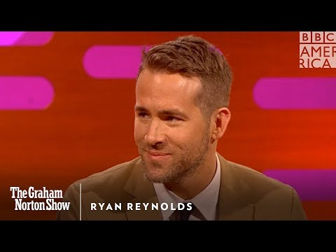 Ryan Reynolds Says Canadians are Bad Liars The Graham Norton Show