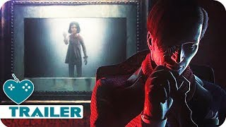 THE EVIL WITHIN 2 Story Trailer German Deutsch (2017) PS4, Xbox One, PC Game
