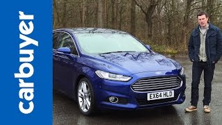 New 2015 Ford Mondeo (Fusion) hatchback - Carbuyer