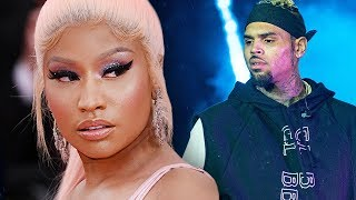 Nicki Minaj Cancels Tour With Chris Brown After MEGATRON Tease?