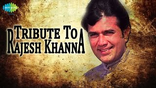 Tribute to Rajesh Khanna | Rajesh Khanna Best Songs With His Dialogues