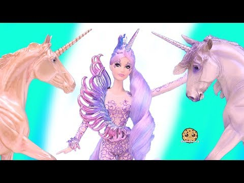 Xxx Mp4 Unicorn Goddess New Pastel Rainbow Barbie Doll Cookie Swirl C Toy Video 3gp Sex