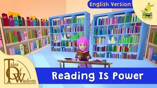 Tales Of Wisdom | Episode 25 | Reading Is Power | Pop Up Book