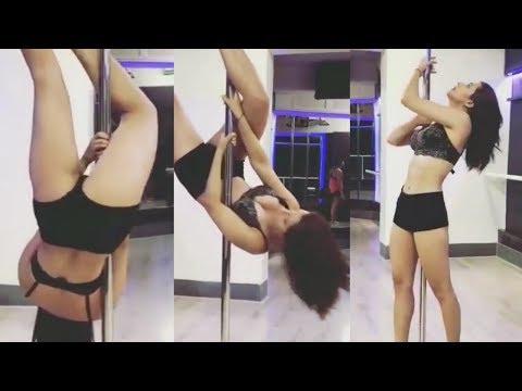 Xxx Mp4 Ruhi Singh HOT Pole Dance Videos Goes Viral 3gp Sex