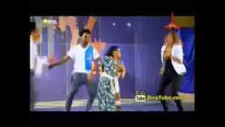 Ethiopian Idol Amazing little dancer - Ethiopian artist [Sheromeda.com]