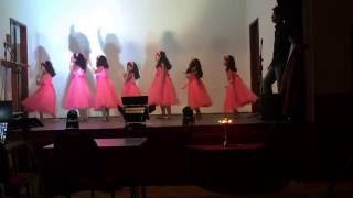 Yesuvin Omana Paithalanu nee..dance