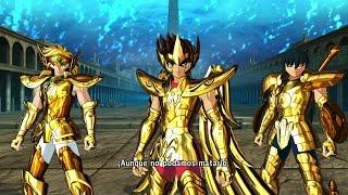 Caballeros del Zodiaco - Saga Poseidon (completa)