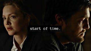 START OF TIME   robin & strike