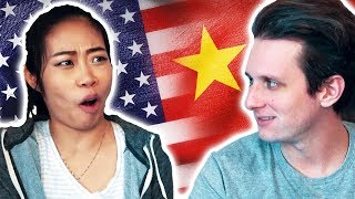 Who Knows China Better? Chinese Wife vs. American Husband
