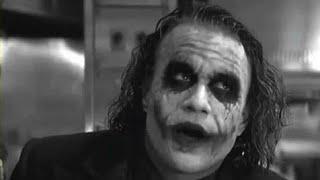 Joker and Gangsters (The Dark Knight - Hindi)