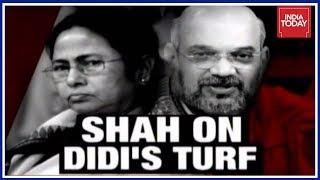 Morning Newswrap: TMC To Sue Shah, EVM Hacking Row, Rahul In Amethi, Kanaka Durga Disowned