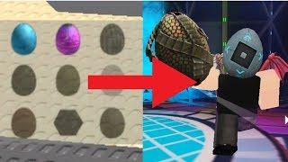 Egg hunt achievement evolution (2008 - 2019) [Roblox]