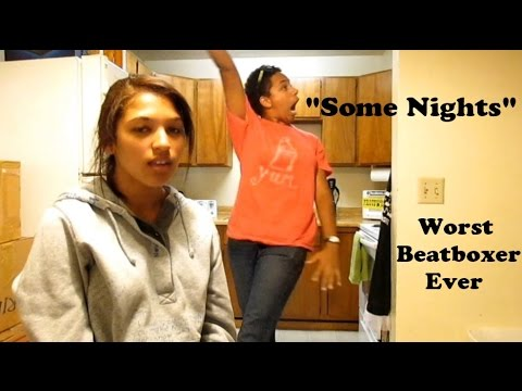 Xxx Mp4 Worst Beatboxer Ever Covers Some Nights By Fun 3gp Sex