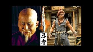 Master vs lord of kung ful Martal arts full Action Movie HD