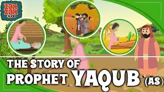 Quran Stories For Kids In English | Prophet Yaqub (AS) | Prophet Stories For Children