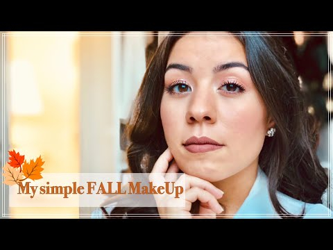 Xxx Mp4 My Simple Fall Make Up Look LiliMartinsLM ❤ 3gp Sex