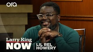 Lil Rel Howery reveals the original 'Get Out' ending