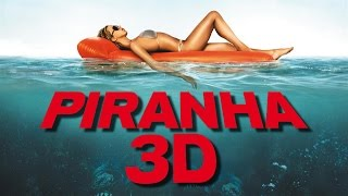 Kelly Brook In PIRANHA 3D - Movie Review
