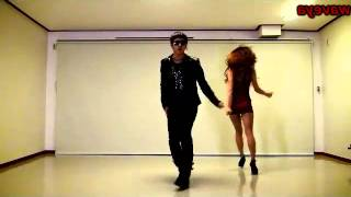 Waveya dance cover Trouble maker  mirrored