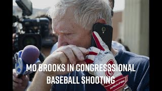 Representative Mo Brooks and the GOP baseball practice shooting in Virginia