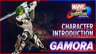 Marvel vs. Capcom: Infinite - Gamora Tutorial