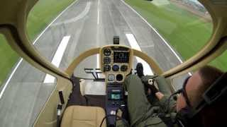 My First Solo Flight in helicopter