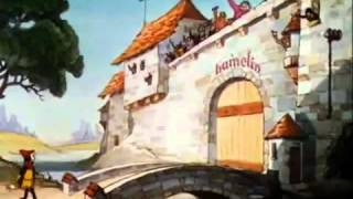 EL FLAUTISTA DE HAMELIN - CORTO ANIMADO DISNEY
