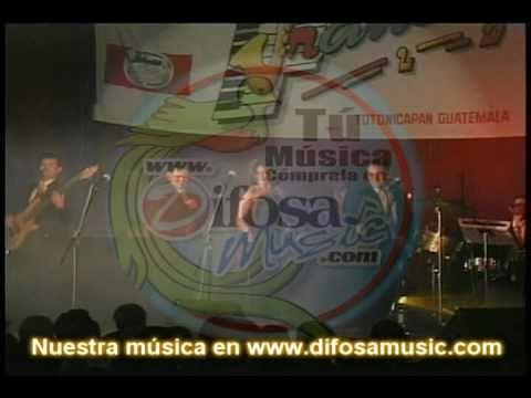 Los Francos El Ausente Musica de Guatemala