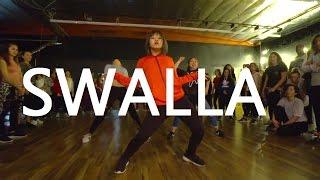 SWALLA - Jason Derulo ft Nicki Minaj Dance I Matt Steffanina Choreography I Bailey Sok