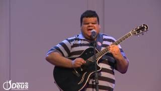 Claytom Queiroz - Testemunho Vivo!!  Palavra Impactante