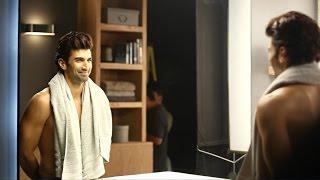 Aditya Roy Kapoor's New Avatar - Making of the Set Wet Ad Film