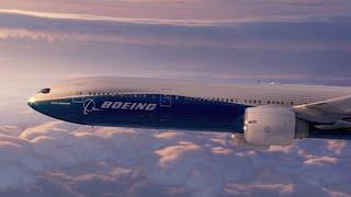 The Boeing 777-300ER: On Your Mark. Get Lighter. Go!