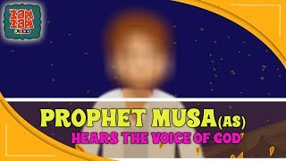 Quran Stories For Kids In English   Prophet Musa (AS)   Part 2   Prophet Stories For Children