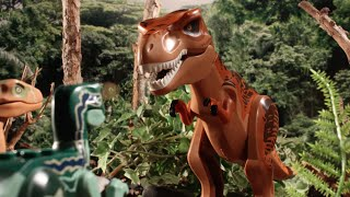 LEGO Jurassic World: Little Arms, Big Feet