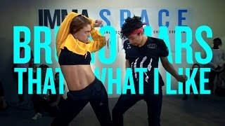 @BrunoMars -That's What I Like @Willdabeast__ @Janelleginestra Choreography - @TimMilgram