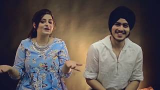 Hindi vs Punjabi Sad Songs Mashup | Deepshikha | Acoustic Singh |