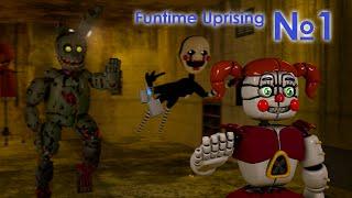 SFM FNAF: Funtime Uprising — Episode 01