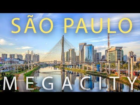 São Paulo South America s MEGACITY
