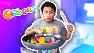 Do Not Cook GIANT ORBEEZ!