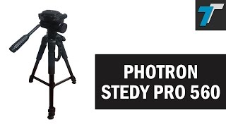 Photron Stedy Pro 560 Tripod | Hands on Unboxing and Review