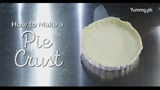 How to Make a Pie Crust   Yummy Ph
