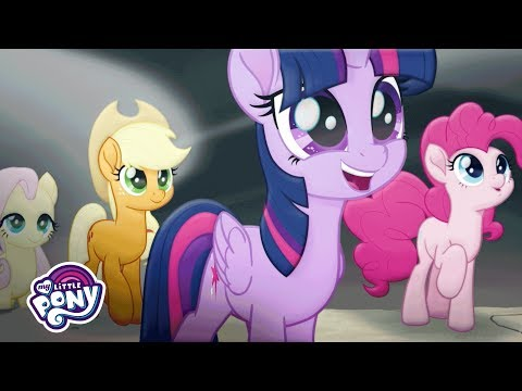 Xxx Mp4 My Little Pony The Movie Ponies Got The Beat Official Trailer 2 🦄 3gp Sex