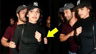 Varun Dhawan CAUGHT With Octorber Actress Banita Sandhu Hiding From Media