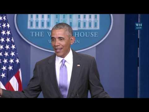 1/17/17: White House Press Briefing