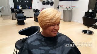 MAKEOVER: Color Correction | From Black to Blonde Hair
